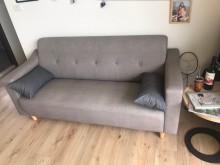 [95成新] 灰色質感沙發其它沙發近乎全新