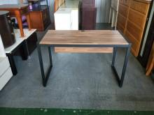 [全新] 合運二手傢俱~全新工業風電腦書桌電腦桌/椅全新