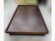 [95成新] 胡桃色3.5尺單人掀床單人床架近乎全新
