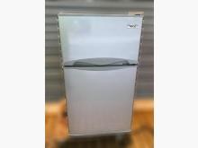 [7成新及以下] 東元雙門小冰箱冰箱有明顯破損