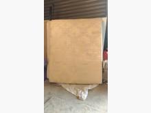 [9成新] 【尚典中古家具】米黃5呎傳統床墊雙人床墊無破損有使用痕跡