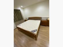 [9成新] 美國蕾絲床墊SK寶石雙人床墊無破損有使用痕跡
