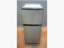 [7成新及以下] 東芝120公升小雙門冰箱冰箱有明顯破損