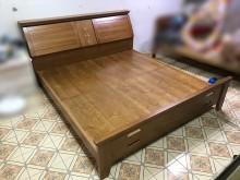 [全新] 新品香檜亞緹六尺床組雙人床架全新