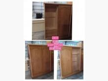 [9成新] 閣樓2477-衣櫃衣櫃/衣櫥無破損有使用痕跡