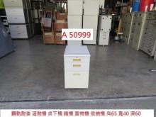 [9成新] A50999 鋼軌耐重 活動櫃辦公櫥櫃無破損有使用痕跡