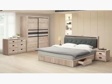 [全新] 梵蒂岡5尺淺橡木床頭片$4980雙人床架全新