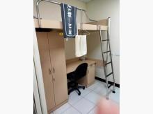 [95成新] 上層床架 小宅員工宿舍使用單人床架近乎全新