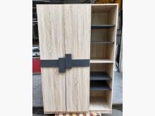 [8成新] 4尺雙門衣櫃多格收納衣櫥衣櫃/衣櫥有輕微破損