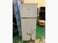 [9成新] 聲寶 250L雙門冰箱*二手冰箱冰箱無破損有使用痕跡