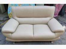 [9成新] 三合二手物流(牛皮雙人沙發)雙人沙發無破損有使用痕跡