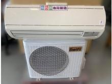 AC1110迅速1.2噸分離冷氣分離式冷氣有輕微破損