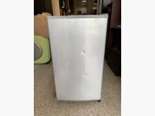 [9成新] 香榭*大同105公升單門小冰箱冰箱無破損有使用痕跡