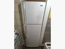 [95成新] LG變頻窄版冰箱318L寬60冰箱近乎全新