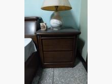 [8成新] 二手床頭抽屜櫃床頭櫃有輕微破損