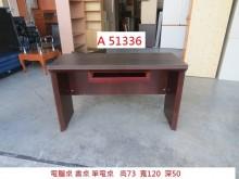 [8成新] A51336 電腦桌 書桌電腦桌/椅有輕微破損