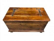 [9成新] 原木百寶箱* 二手中古 斗櫃 臥收納櫃無破損有使用痕跡