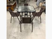 [全新] 全新戶外桌椅/一桌四椅/休閒桌椅其它桌椅全新