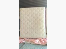 [9成新] 【尚典】白色5呎獨立筒床墊雙人床墊無破損有使用痕跡