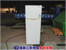 [9成新] 權威二手傢俱聲寶雙門冰箱250L冰箱無破損有使用痕跡