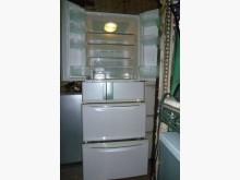 [8成新] 國際六門冰箱日本原裝可自動製冰冰箱有輕微破損