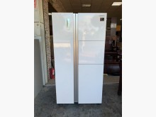 [9成新] 三星803公升 對開電冰箱冰箱無破損有使用痕跡