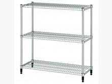[9成新] IKEA OMAR 電鍍層架組其它櫥櫃無破損有使用痕跡