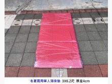 [9成新] 冬夏兩用3尺透氣薄床墊 單人床墊單人床墊無破損有使用痕跡