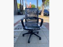 [全新] (特價)新品中背黑色網布電腦椅辦公椅全新