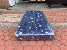 [95成新] 標準單人3x6.2尺 彈簧床墊單人床墊近乎全新