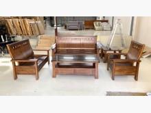 [全新] 全新實木沙發/客廳沙發/沙發茶几木製沙發全新