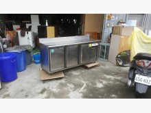 [8成新] 合運二手傢俱~瑞興臥室冷藏工作台冰箱有輕微破損