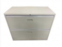 [9成新] C122903*2抽理想櫃辦公櫥櫃無破損有使用痕跡