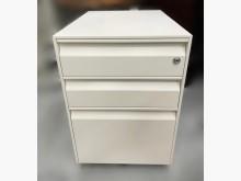[95成新] C122904*白色三抽活動櫃辦公櫥櫃近乎全新