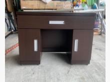 [95成新] 庫存新品胡桃書桌/電腦桌書桌/椅近乎全新