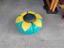 [9成新] 造型輔助椅H03473沙發矮凳無破損有使用痕跡