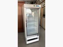 得台單門玻璃冰箱/飲料冰箱冰箱近乎全新