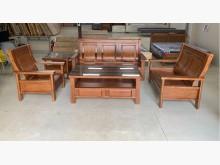 [全新] 全新實木沙發椅/客廳沙發木製沙發全新