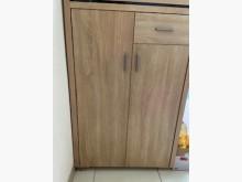 [9成新] 白柚木鞋櫃80x40x120cm鞋櫃無破損有使用痕跡