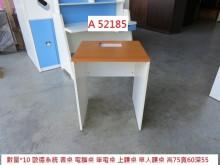 [9成新] A52185 60 歐德系統書桌電腦桌/椅無破損有使用痕跡