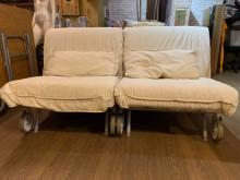 [9成新] 二手沙發床 三重二手家具 搬家沙發床無破損有使用痕跡