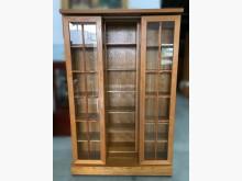 [7成新及以下] B10601*木紋色移動書櫃*書櫃/書架有明顯破損