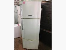 [8成新] (三洋)  3門冰箱 430公升冰箱有輕微破損