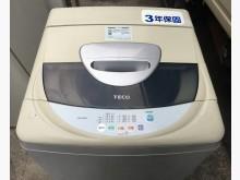 [7成新及以下] 東元 7.5公斤 二手洗衣機洗衣機有明顯破損