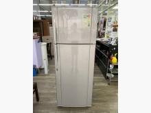 [8成新] 吉田二手傢俱❤國際牌393L冰箱冰箱有輕微破損