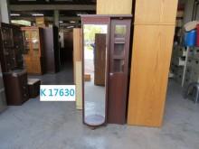 [8成新] K17630 穿衣鏡型 化妝台鏡台/化妝桌有輕微破損