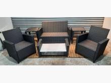 [8成新] A0122AJJE藤製沙發六件組籐製沙發有輕微破損