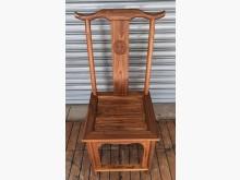 A0124AJJB 實木餐椅餐椅有輕微破損