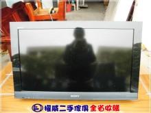[9成新] 權威二手傢俱/SONY壁掛式電視電視無破損有使用痕跡