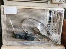 [8成新] (三洋)  窗型冷氣 1.3噸窗型冷氣有輕微破損
